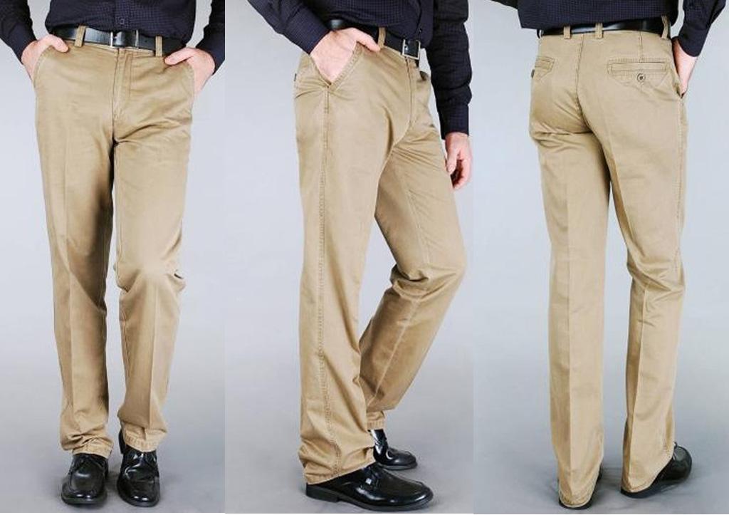 вашем как должны сидеть брюки на мужчине менее есть