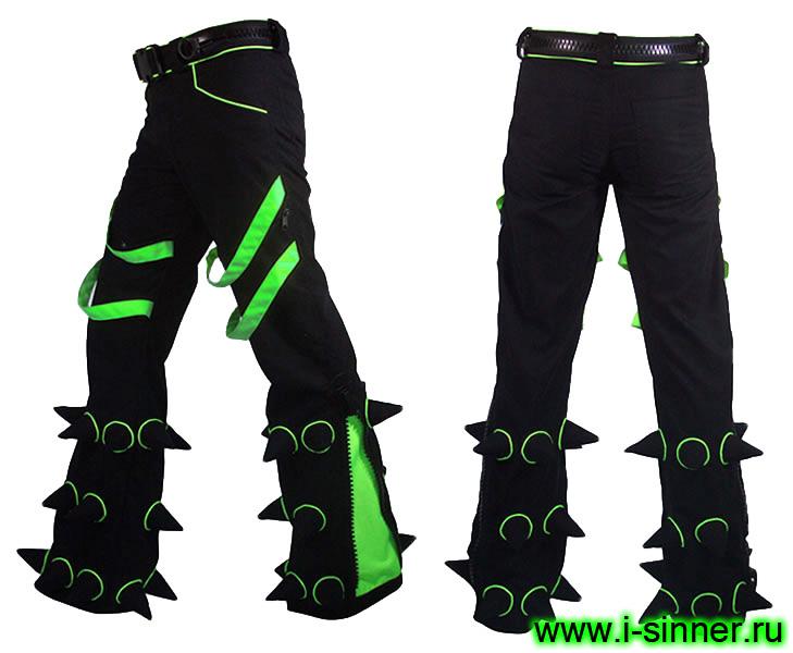 c834eff2d21 Женские брюки   Интересное   SINNER - необычная одежда для парней и ...