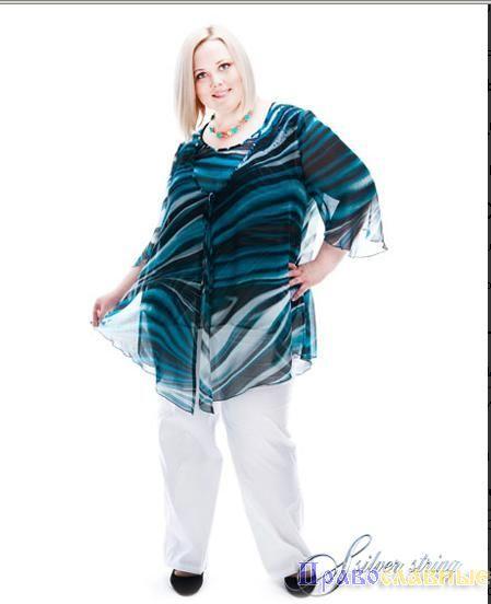 Вязаные кофты для полных женщин из интернет магазина Мокуша, помогут пышным красавицам выглядеть модно и стильно